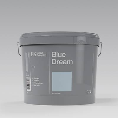 FS Colour Collection Blue Dream 2.7L i gruppen Lagerrensning hos Stuvbutiken (061040)
