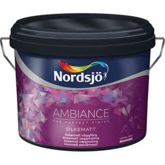 Nordsjö Ambiance Silkematt Väggfärg 5efe764a9cfcd