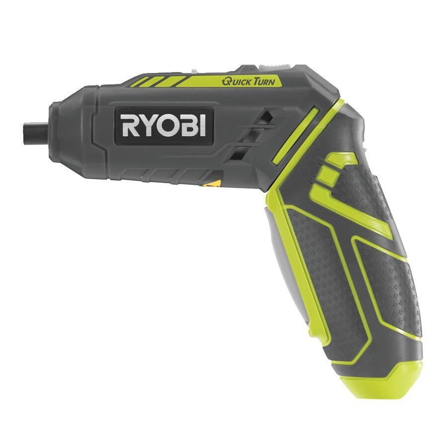 Splitter nya Ryobi Skruvdragare 4V Vinkelskruvdragare Med Batteri & Laddare QJ-31