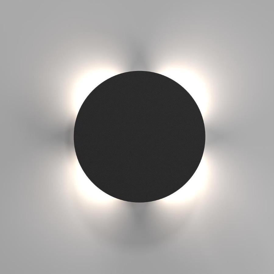Nordlux – Utomhusbelysning UNO DISC VIT - - Stuvbutiken