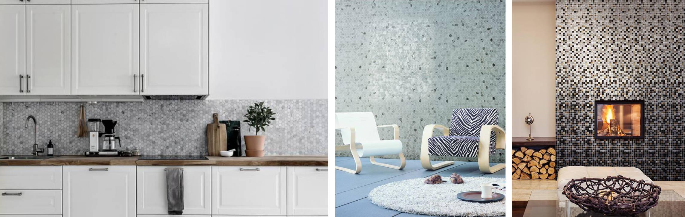 Mosaik - Kakel & Klinker - Stuvbutiken