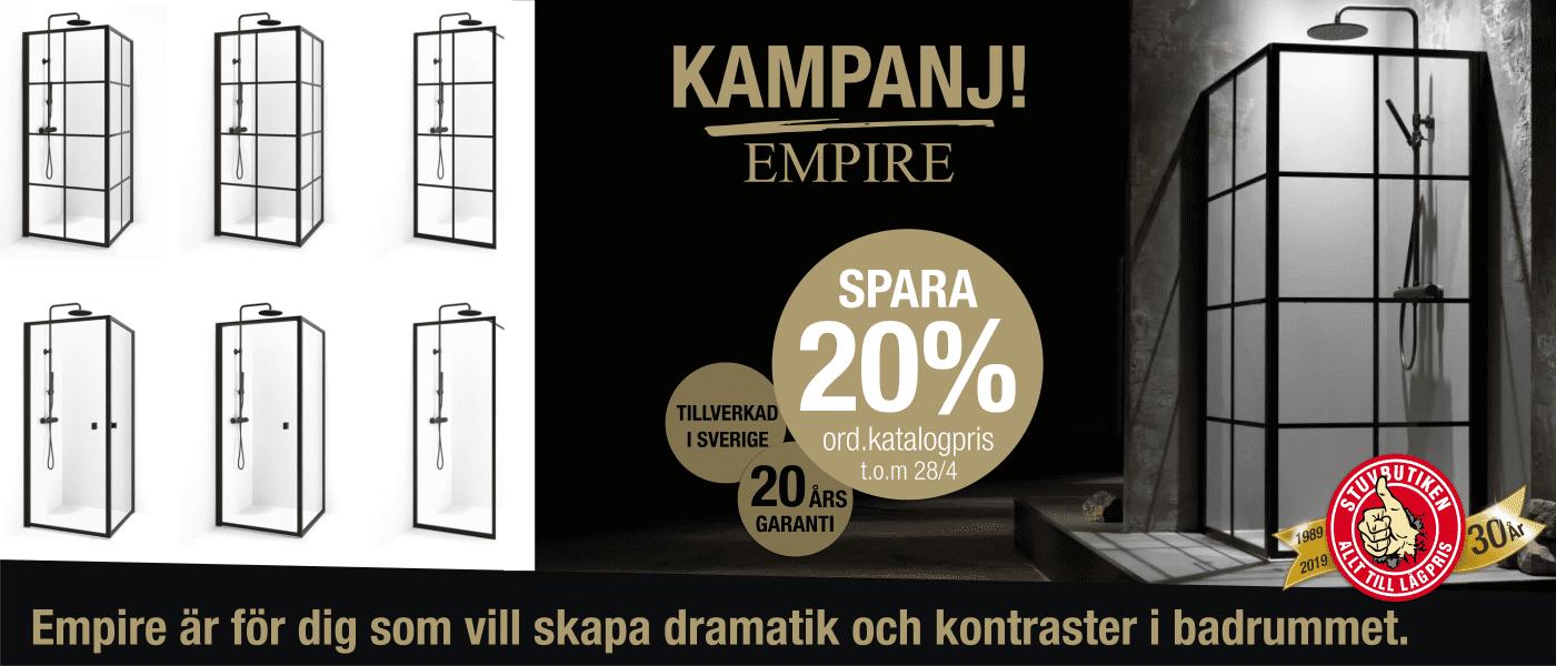 Macro Empire 20% Kampanj
